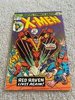 Uncanny X-men  92  VF-  7.5  High Grade  Cyclops Beast Iceman Angel Jean Gray