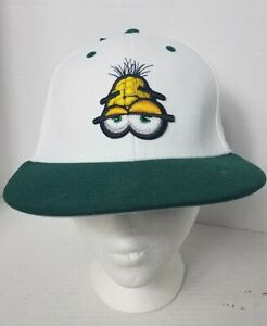 Normal CornBelters Hat Baseball Flex Fit Prospect League MiLB 2016 NWT Adidas