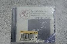 Maag Mendelssohn Midsummer Night's Dream, Sym #3, Decca Legends CD, STILL SEALED