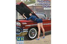 """MasterBox MB24016 1/24 Pin-up series. """"A short stop"""". Kit No. 2"""