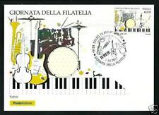 Giornata della Filatelia 2017 - Cartolina Filatelica Ufficiale Poste Italiane