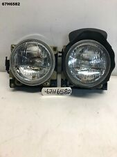 HONDA CBR 250   MC-19  1988-1989  HEADLIGHT SET  GENUINE OEM LOT67  67H6582