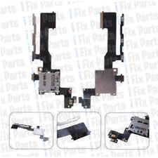 Original HTC One M9 Micro Sd Memory Card Reader Holder Potencia Botón De Volumen Flex