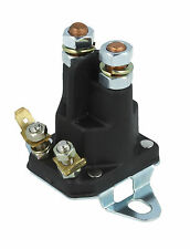 Starter Solenoid Fits Many HAYTER JCB MURRAY Ride On 12V