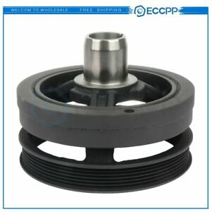 For Dodge Durango Jeep Commander Mitsubishi Raider 4.7L 06-07 Harmonic Balancer