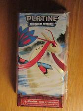 Cartes Pokémon. Deck Platine Vainqueurs Suprêmes : Déluge. Neuf sous blister