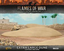 Flames of War Battlefield in a Box BNIB Extra Large Dune BB220