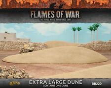 Flames of War Battlefield in a Box BNIB Extra Large Dune BB220