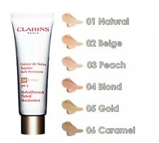 Clarins Paris #04 Blond Tinted Moisturiser