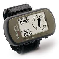 NEW GARMIN FORETREX 401 WATERPROOF HIKING GPS W/ COMPASS, ALTIMETER