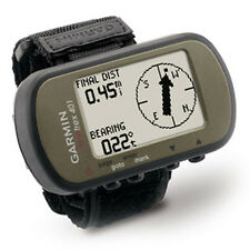 NEW GARMIN FORETREX 401 WATERPROOF HIKING GPS W/ COMPASS, ALTIMETER