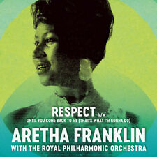 Aretha Franklin with The Royal Philharmonic Orchestra : Respect VINYL (2017)