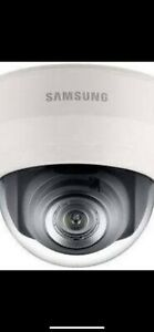 Samsung Techwin SND-7084RN Network Dome Camera - Outdoor/Indoor Waterproof