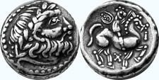 Zeus, King of the Gods, Celtic Version, Greek Coin, Greek Mythology (38-S)