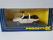 Progetto K PK  Fiat Ritmo 1983 1/43