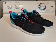 sale retailer 3e764 b4292 Mens Nike Roshe One N7 Collection Suede Shoes Size 11.5