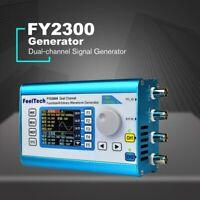 FeelTech FY-2300 Dual Channel DDS Arbitrary Waveform Signal Generator 0-20Mhz