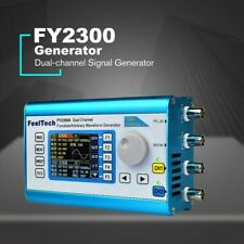 Feeltech Fy 2300 Dual Channel Dds Arbitrary Waveform Signal Generator 0 20mhz
