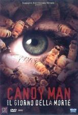 CandyMan - Il Giorno Della Morte (1999) DVD Edizione Eagle Pictures
