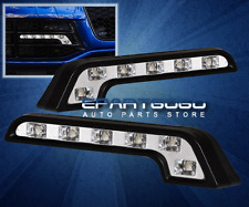 AUTOMOBILE CAR TRUCK SUV RV FRONT BUMPER LUXURY SIGNAL FOG DRL RUN LIGHTS LAMPS