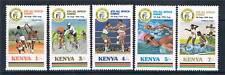 Kenya 1987 All Africa Games SG 424/8 MNH