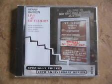 CD KENNY BARRON - LIVE AT FAT TUESDAYS / neuf & scellé