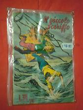 PICCOLO SCERIFFO- N° 24 -1955 figurine ANNO 8° LIRE 25-LIBRETTO TORELLI -CON-KIT