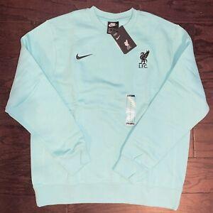 Nike nwt lfc liverpool sweater Sz Large