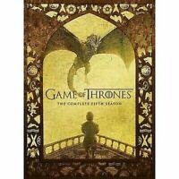 Nuovo Game Of Thrones Stagione 5 DVD Regione 2