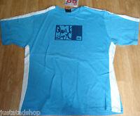 Quiksilver boy blue t-shirt top 13-14 y BNWT cotton
