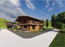Eco Friendly Log House Kit Lh 342 Wood Prefab Diy Building Cabin Home Modular