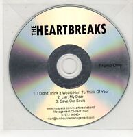 (GU34) The Heartbeats, I Didn't Think It Would Hurt To Think Of You - DJ CD