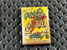 PINS PIN BADGE CAR MOTO BIKE CLUB DES PLAGES