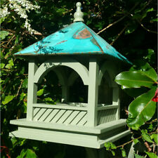 Large Green Bempton Bird Tables