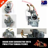 MOTORCYCLE CARBURETOR CARBY for YAMAHA PEEWEE 50 PW50 PY50 Y-ZINGERPW 50
