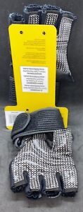 Gold's Gym~ Classic Wrist Wrap~ Weight Lifting Gloves XS