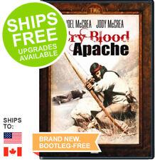 Cry Blood Apache (DVD, 2008) NEW, Sealed, Joel McCrea, Jody McCrea