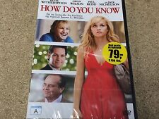 * NEW SEALED DVD Film * HOW DO YOU KNOW *
