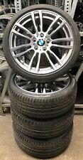 4 BMW Sommerräder Styling 403 M 225/40 R19 & 255/35 R19 3er F30 4er F32 F36 RDCi