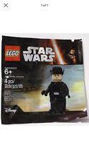 Lego Star Wars SDCC 2016 Promo Minifigure  First Order General Sealed Bag