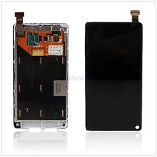 New Front LCD Display Touch Screen Glass Panel Digitizer Assembly For Nokia N9