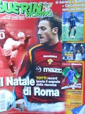 Guerin Sportivo n°51-52 2004 Con maxi poster di ADRIANO e BUFFON [GS41]
