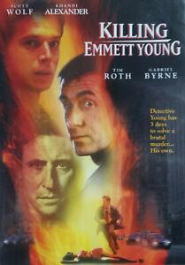 Killing Emmett Young DVD 2002 Crime Thriller Movie - Scott Wolf