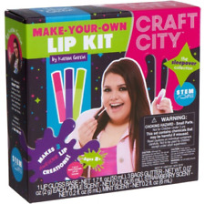 Brand New Karina Garcia Make Your Own Lip Kit- Craft City Sleepover Collection
