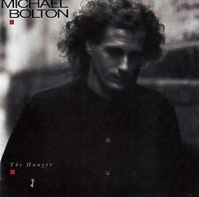 MICHAEL BOLTON : THE HUNGER / CD (COLUMBIA COL 460163 2) - TOP-ZUSTAND