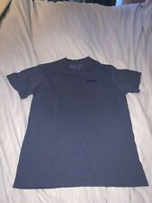 Figs Women's Technical Collection Scrub Top V Neck Gray M