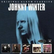 CD de musique rock Johnny Winter sur album