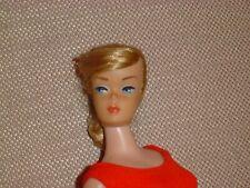 Vintage Barbie Ash Blonde Swirl Ponytail