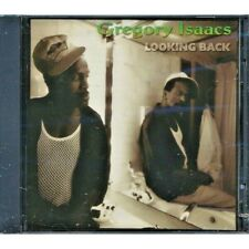 Reggae Music CD Gregory Isaacs Looking Back Lovers RAS Records Sealed Album