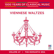 Various Composers : Viennese Waltzes: The Romantic Era - Volume 47 CD (2016)